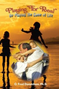 "book cover ""Playing For Real"""