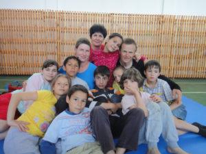 Original Play Projekt in Kinderheimen der Concordia in Bulgarien, Rumänien und der Republik Moldau
