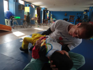 Original Play in a children's home in Mexico City